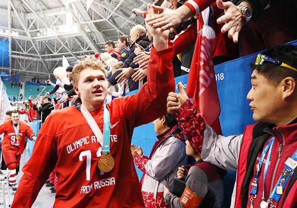 10 фактов о Кирилле Капризове – хоккеисте, который принес России победу на Олимпийских играх