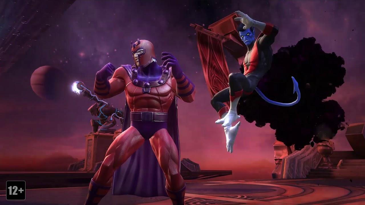 Игра «MARVEL Битва Чемпионов» — Чёрная Пантера
