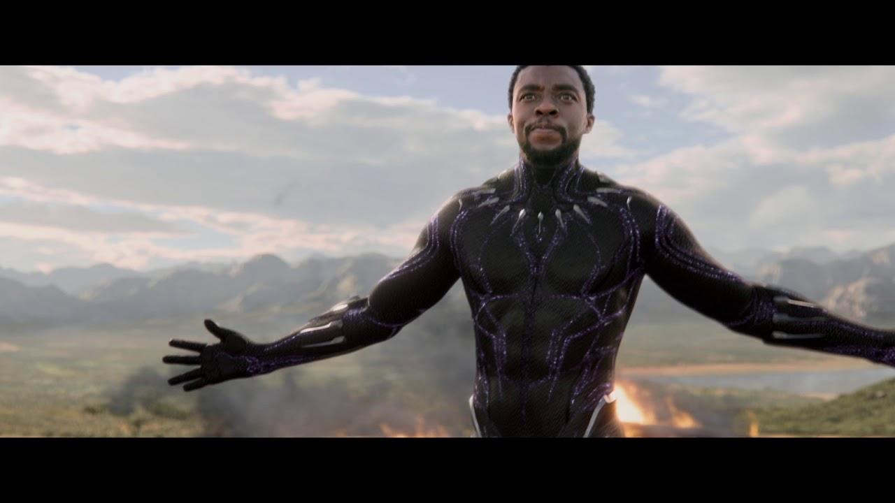 Чёрная Пантера – Да здравствует король!