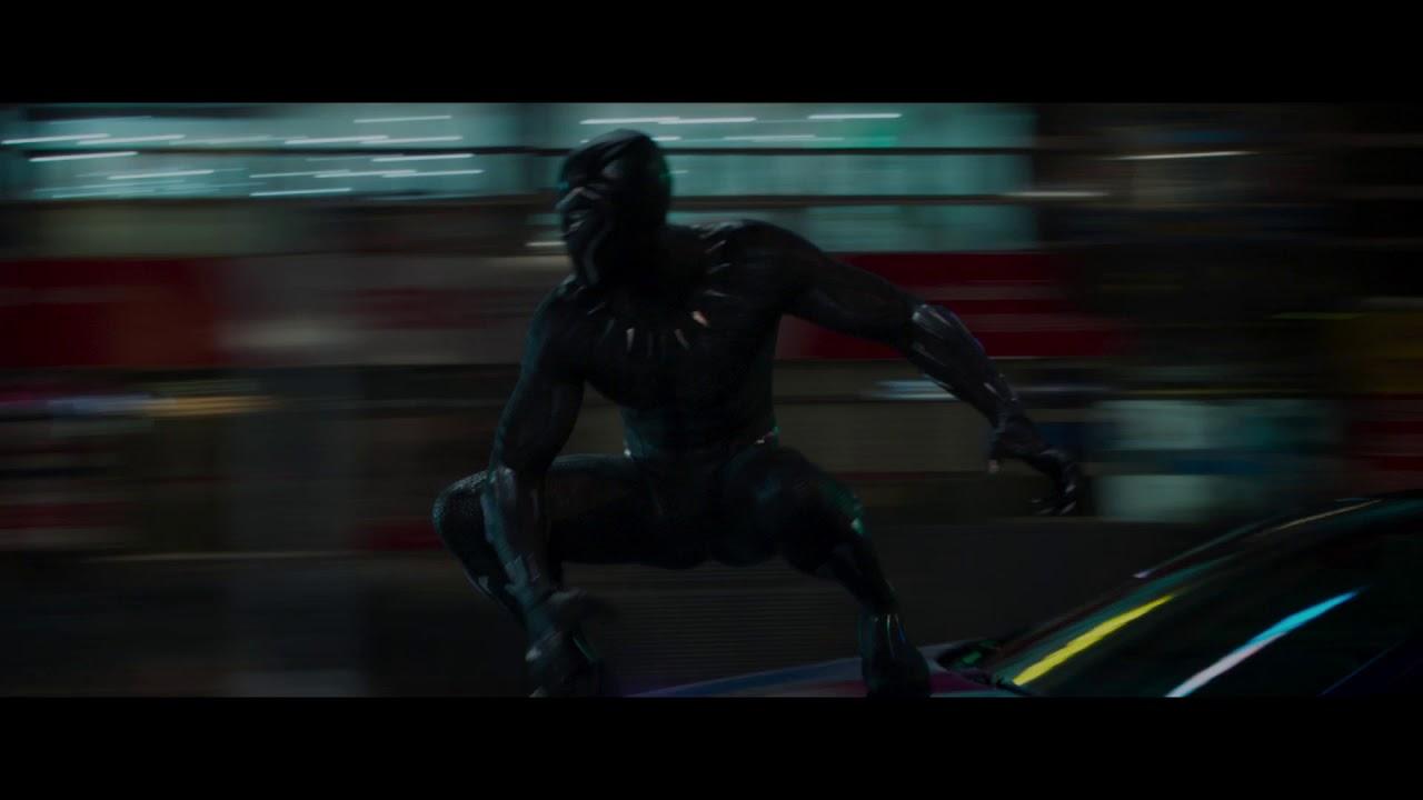 46688 Чёрная Пантера - Король взойдёт на трон