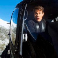 46730 Как снимали трюки c вертолётом фильма Миссия невыполнима 6: Последствия