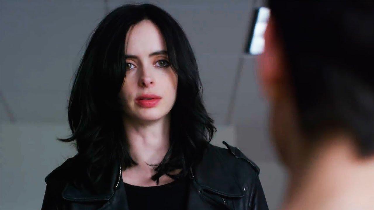 Джессика Джонс (2 сезон) — Русский трейлер #3 (Озвучка, 2018)