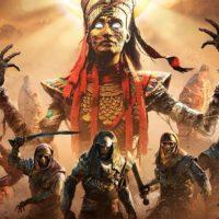 47159 Assassin's Creed: Истоки — Русский трейлер дополнения «Проклятие фараонов» (2018)