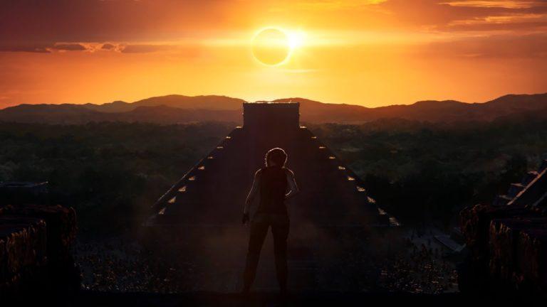 47226 Shadow of the Tomb Raider — Первый тизер игры (2018)