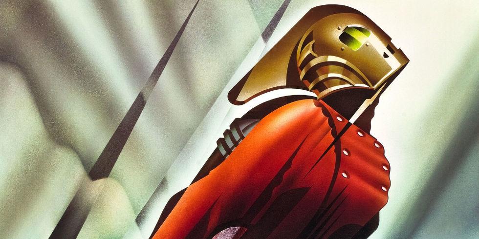 Disney планирует сериал по комиксу «Ракетчик»