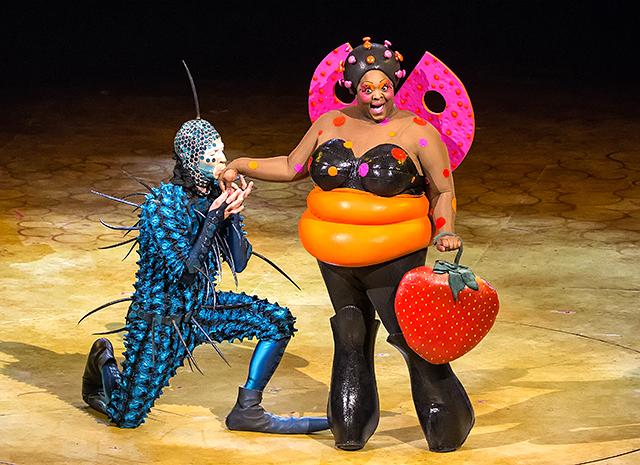 OVO: 12 неожиданных фактов о новом шоу Cirque du Soleil
