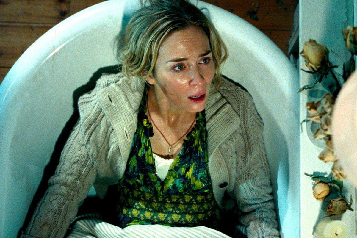 «Тихое место» с Эмили Блант получило 100%-й рейтинг критиков