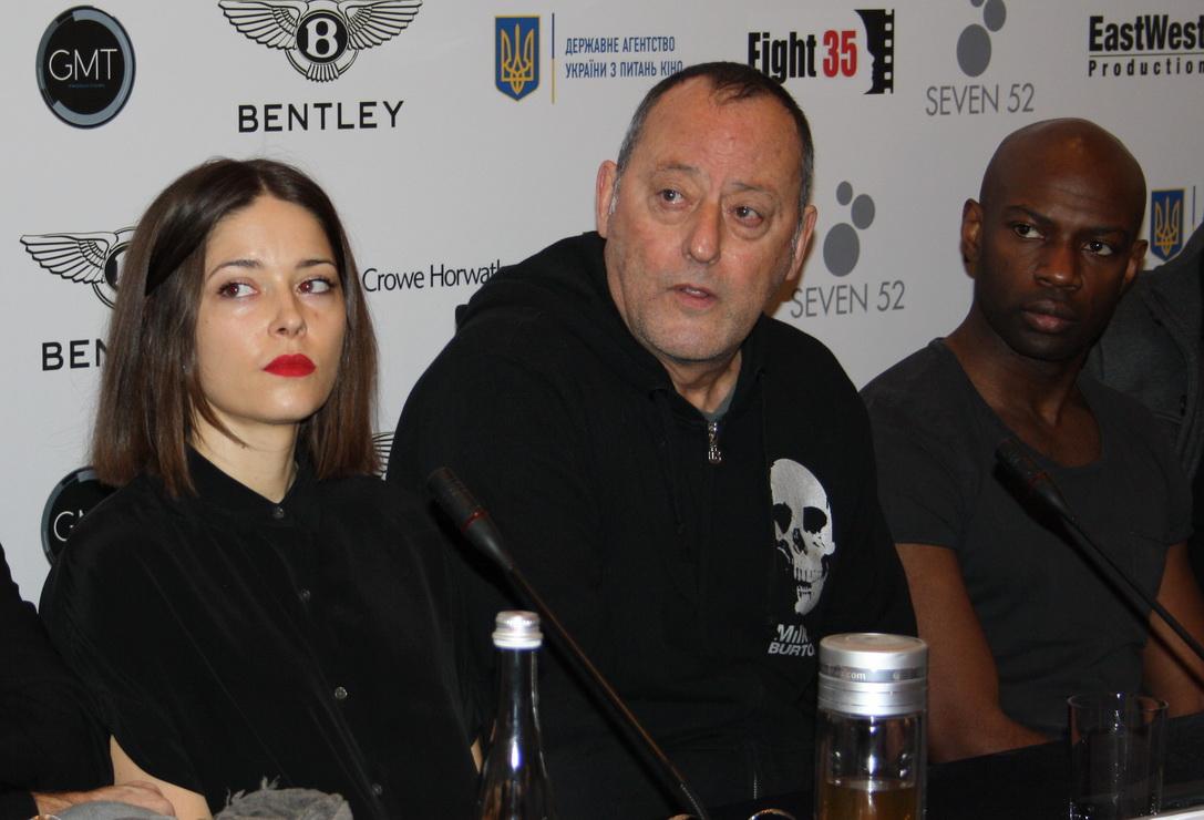 Жан Рено признался в любви к украинским Карпатам