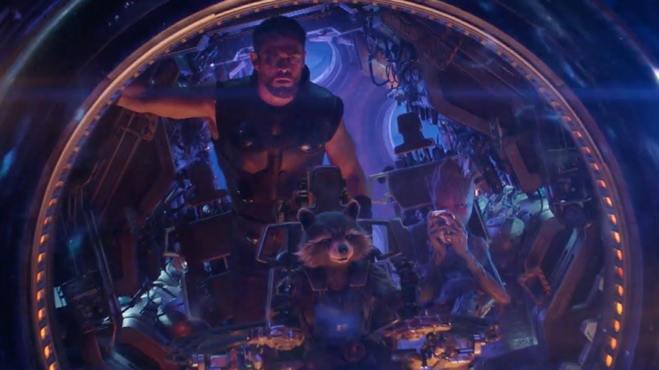 Мстители: Война бесконечности – К этому всё шло