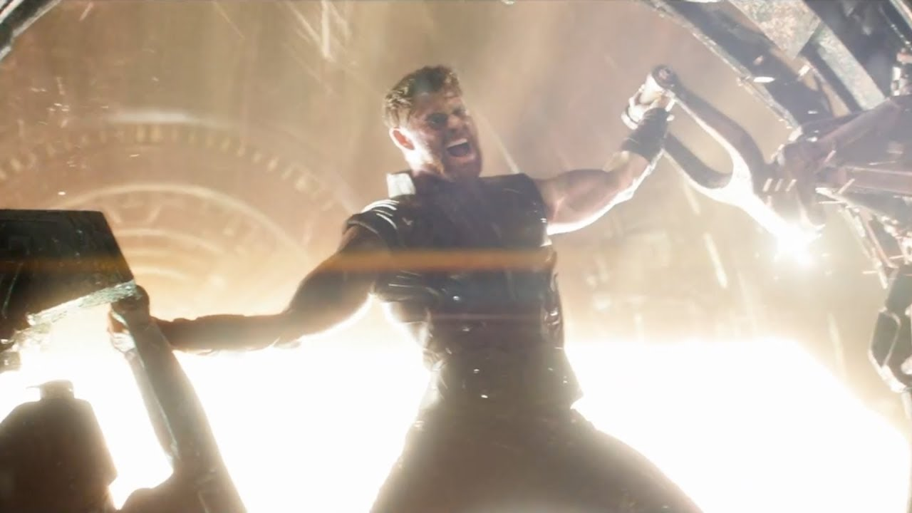 Мстители: Война бесконечности – Битва за всех