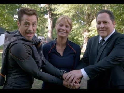 Мстители: Война бесконечности – Семья