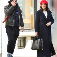 47968 Рейчел Вайс и Дэниел Крейг в Нью-Йорке: первое появление после новости о беременности