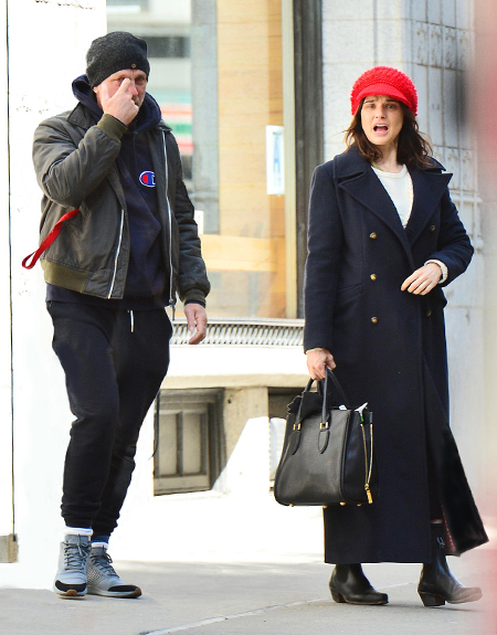 Рейчел Вайс и Дэниел Крейг в Нью-Йорке: первое появление после новости о беременности