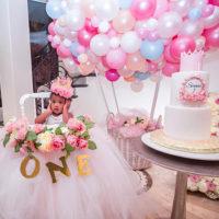 48122 Сиара и Рассел Уилсон отметили первый день рождения дочери