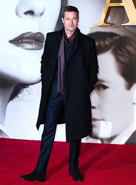 СМИ сообщили о романе Брэда Питта с известной художницей