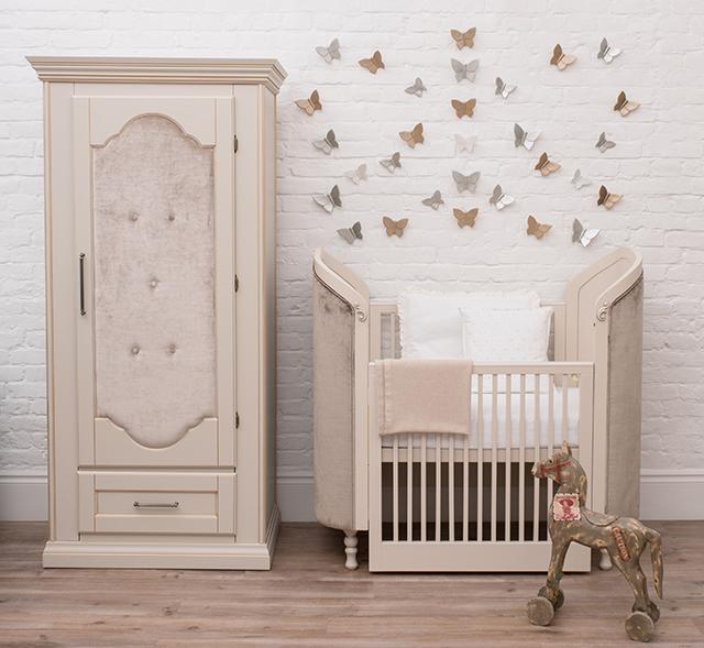 Тайная комната: как оформить детскую в стиле Sophie Store, как у Кети Топурии и Ясмины Муратович