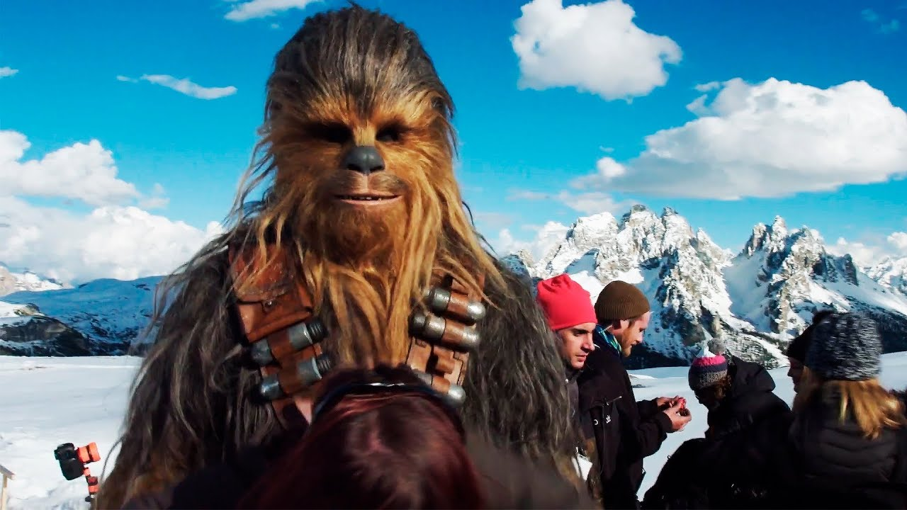 48448 Хан Соло: Звёздные Войны. Истории — Русское видео о создании фильма (2018)