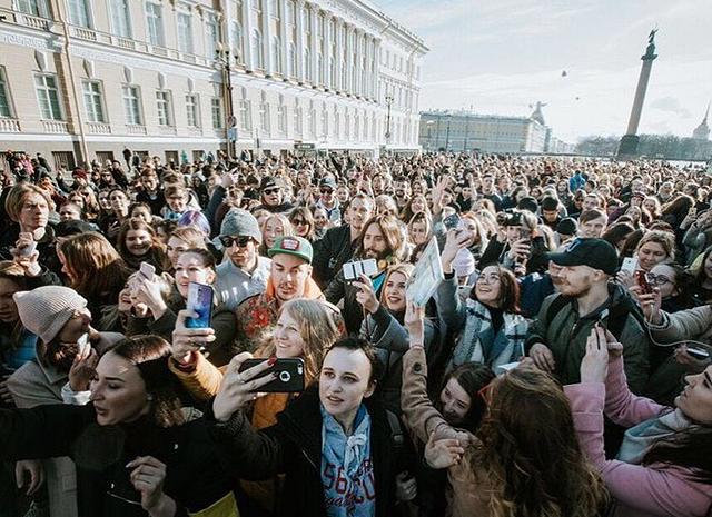 """Джаред Лето: """"Американский народ любит Россию"""""""