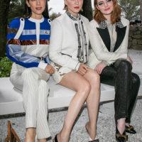 48686 Эмма Стоун, Леа Сейду и другие гости круизного показа Louis Vuitton