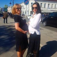 48663 Глеб Матвейчук и его невеста Елена Глазкова ждут ребенка