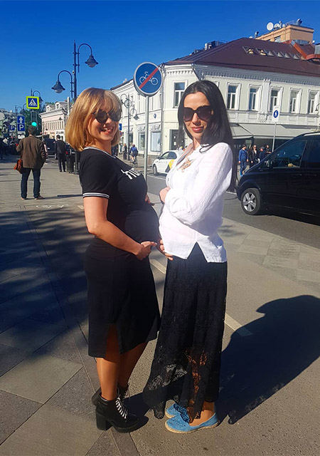 Глеб Матвейчук и его невеста Елена Глазкова ждут ребенка