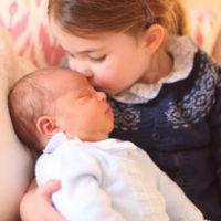 48259 Кенсингтонский дворец опубликовал новые фото принца Луи