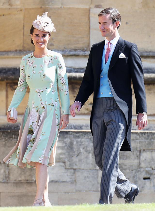 От Клуни до Бекхэмов: гости свадьбы Меган Маркл и принца Гарри