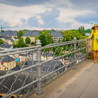 48621 Приключения королевы Максимы и короля Виллема-Александра в Люксембурге