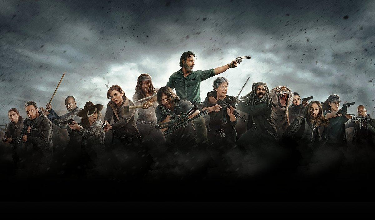 Сериал «Ходячие мертвецы» потеряет главного героя