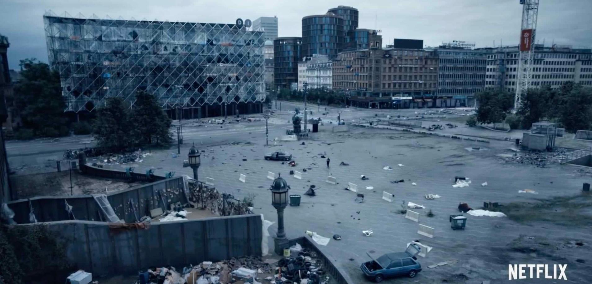 Следами «Ходячих мертвецов»: все о скандинавском сериале «Дождь»