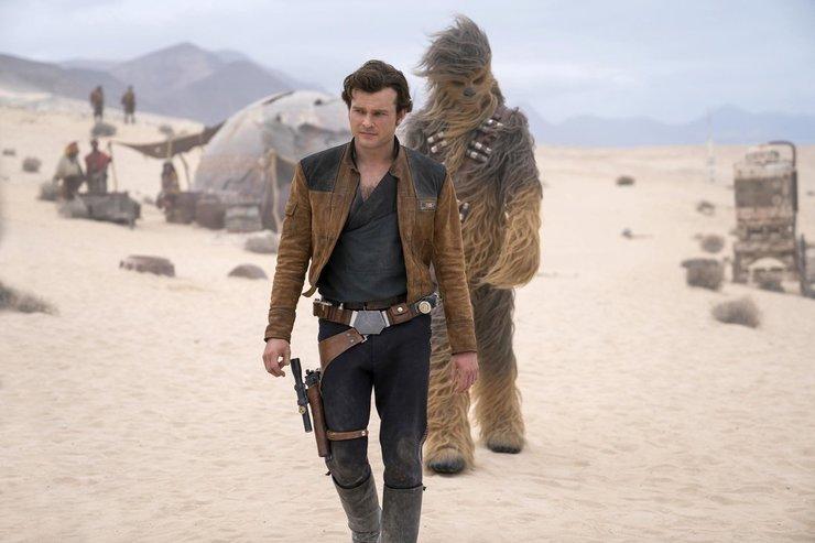 48678 Стоит ли смотреть: «Соло: Звездные войны. История»