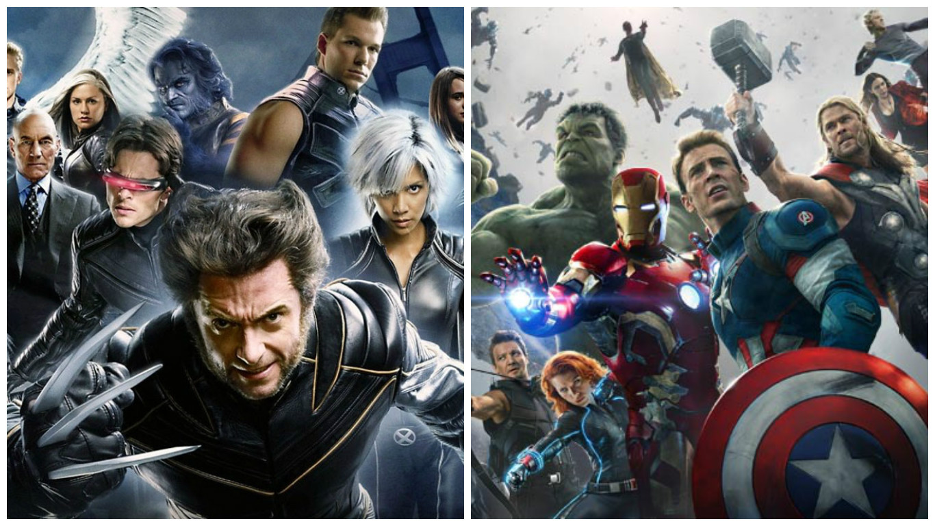 Увидим мы Мстителей и Людей Икс вместе или нет?