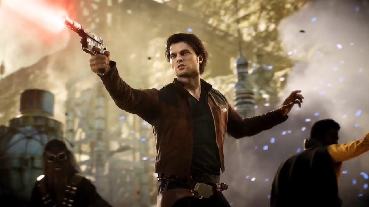 Star Wars Battlefront 2 — Русский трейлер дополнения «Хан Соло» (Субтитры, 2018)