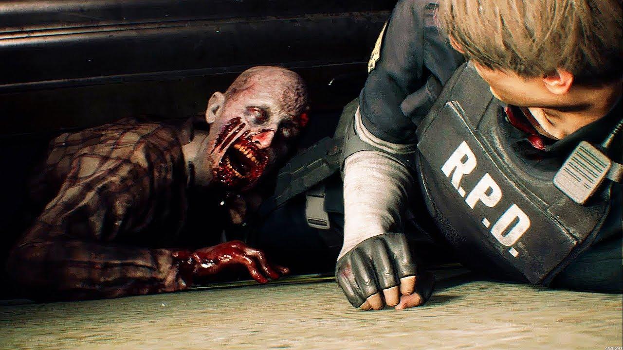 Resident Evil 2 — Русский трейлер (Субтитры, 2019)