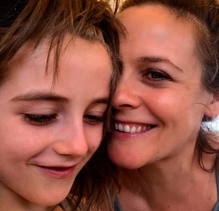 Алисия Сильверстоун показала сыну фильм со своим участием — реакция мальчика была неожиданной
