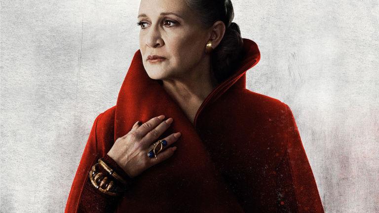 Брат Кэрри Фишер хочет, чтобы она появилась в 9 эпизоде «Звездных войн»