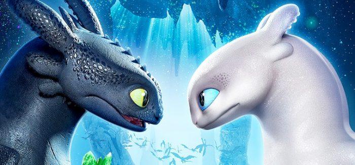 «Как приручить дракона 3»: встречайте подружку Беззубика