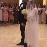 48931 Оксана Лаврентьева и Александр Цыпкин поженились: фото