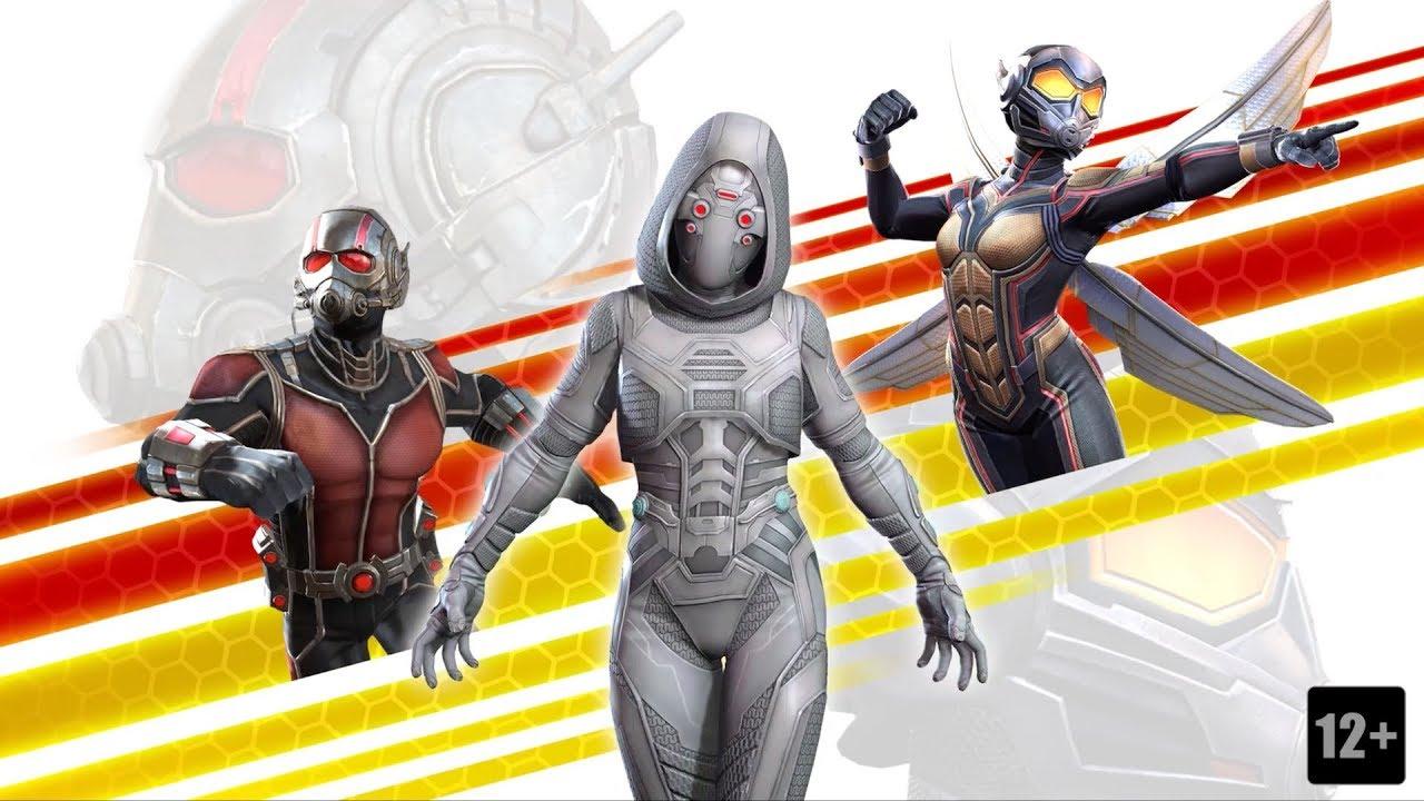 Игра MARVEL «Битва Чемпионов» — Квантовый мир