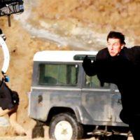 49447 Как снимали трюки с Томом Крузом для фильма Миссия невыполнима 6: Последствия