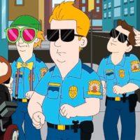 49535 Полиция Парадайз (1 сезон) — Русский трейлер (Субтитры, 2018)
