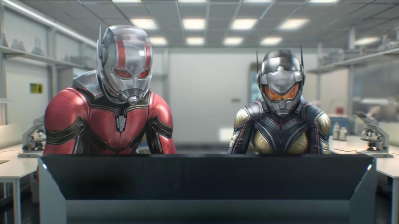 Игра «MARVEL Future Fight» – Человек-Муравей и Оса