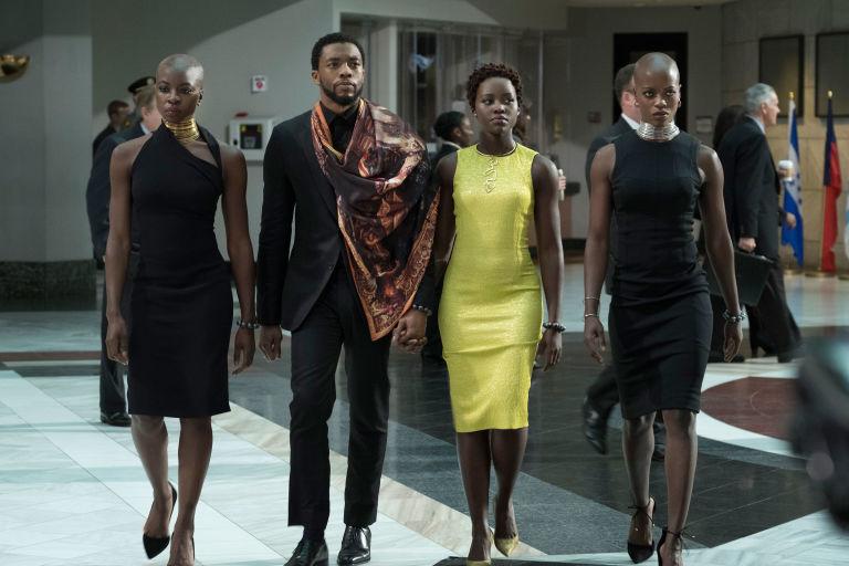 «Черная пантера» поборется за «Оскар»?