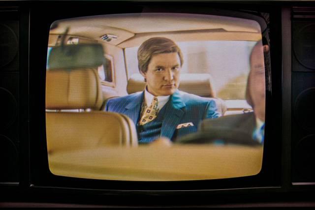 Первый кадр: Педро Паскаль в «Чудо-женщине 2»