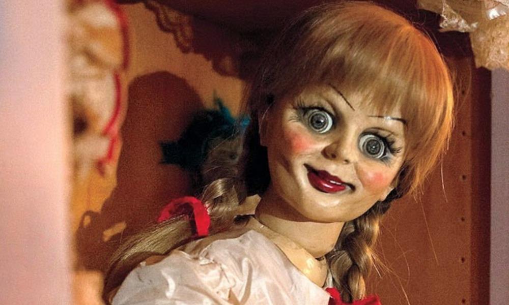 Режиссер «Заклятия» снимет новый хоррор про жуткую куклу