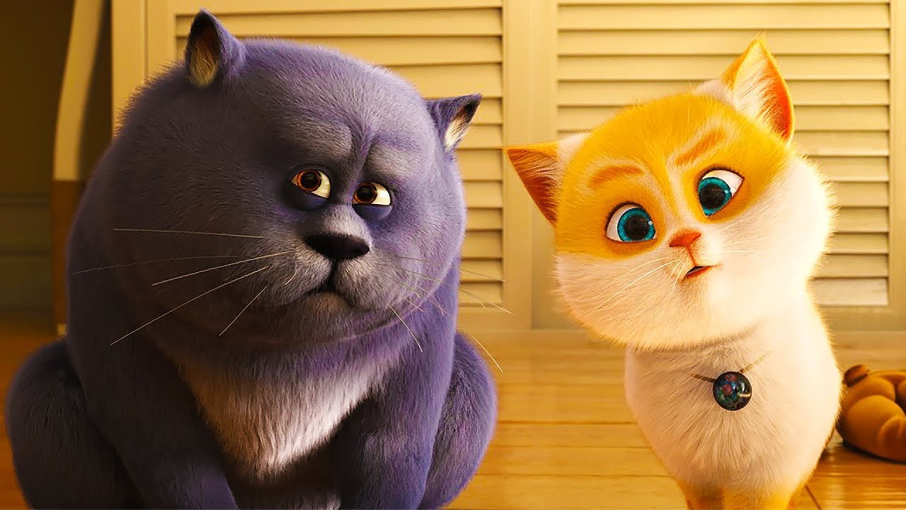 49629 Большой кошачий побег — Русский трейлер (2018)