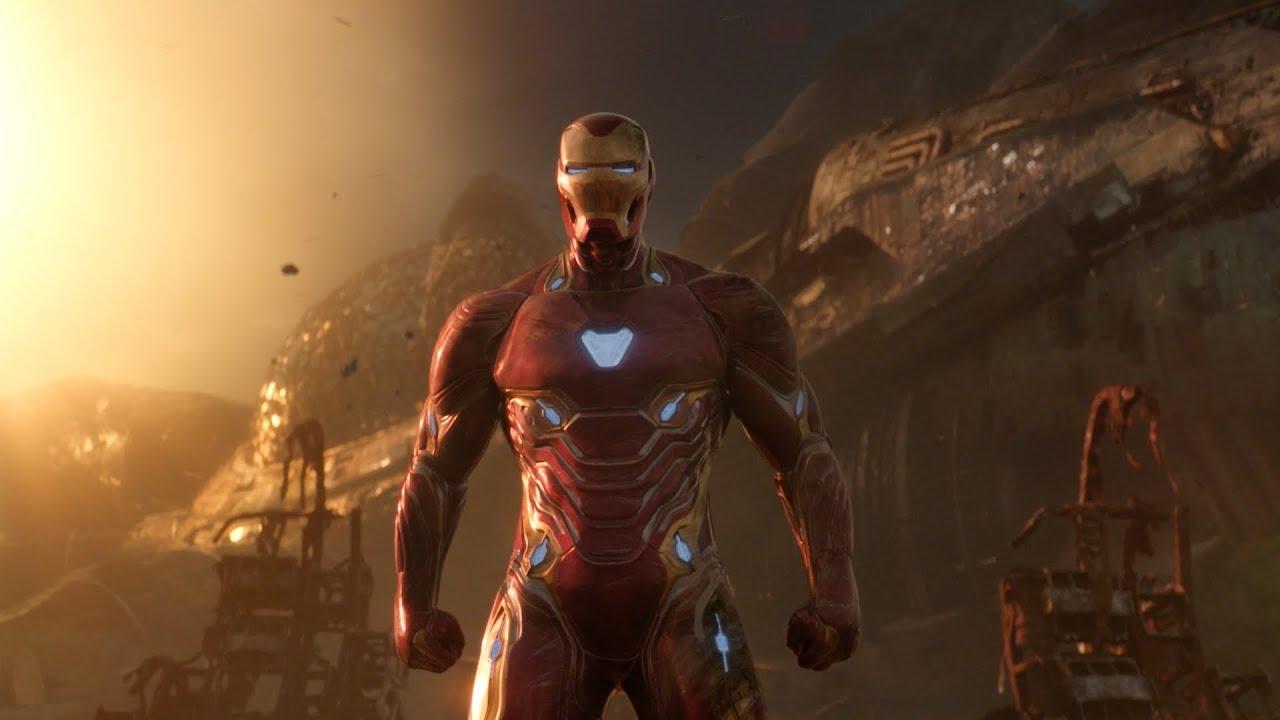 Мстители: Война бесконечности – Создание Титана
