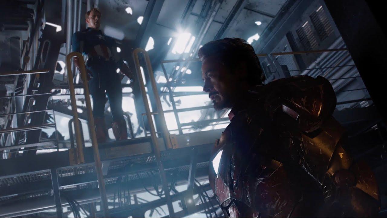 Мстители: Война бесконечности – Круглый стол: Тони Старк
