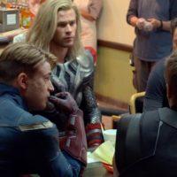 49651 Мстители: Война бесконечности - Круглый стол: Шаурма