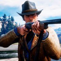 49728 Red Dead Redemption 2 — Русский геймплейный трейлер игры (4K, 2018)